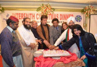 Interfaith Christmas Dinner 2012