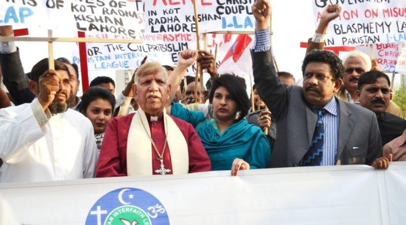 Protest for Kot Radha Kishan Incident- 2015