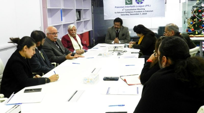 Religious Freedom Roundtable Pakistan December 7, 2019