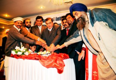Interfaith Christmas Dinner 2010