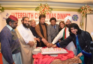 Interfaith Christmas Dinner 2012