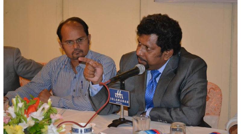 Minorities Meeting Led by Chairman PIL- 2015
